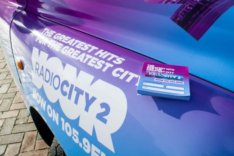 reciept-pads-radio-city-london-taxi-advertising