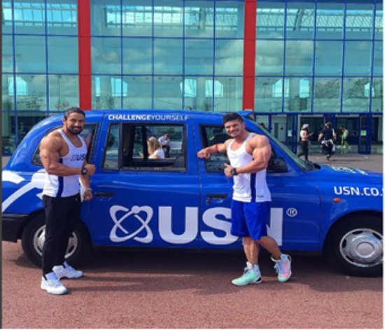 usn bodypower expo